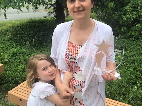 Lewiston Adult Education's Petranek Wins Top Honor