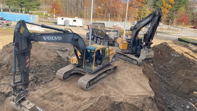 Construction Creates Temporary Adult Ed Location